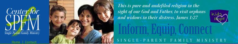 Center for Single Parent Family Ministry
